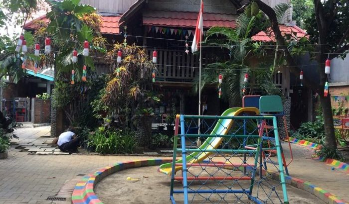 Sekolah Alam TK Alam Ar-Rayyan Malang