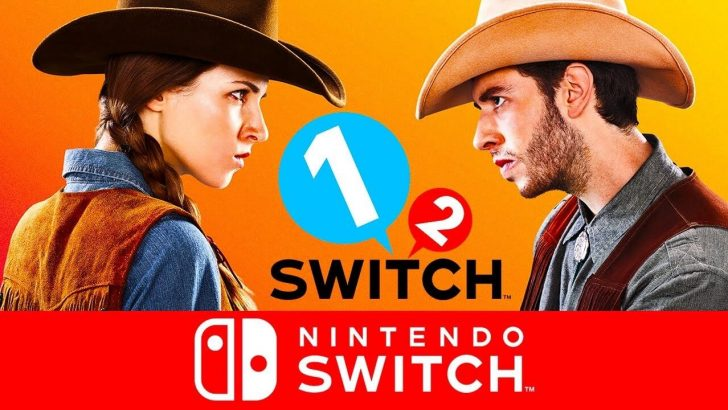 nintendo switch games - 1-2 switch