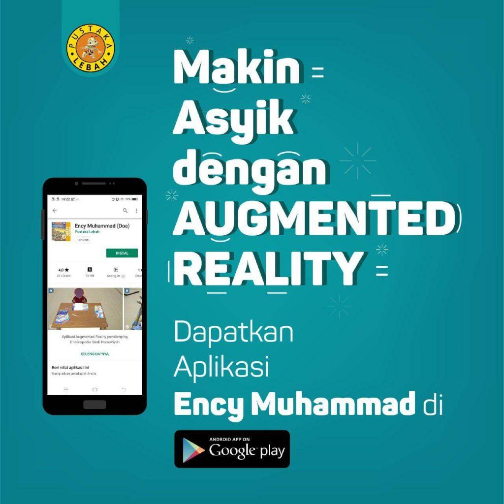 Buku Ensiklopedia Nabi Muhammad di GooglePlay