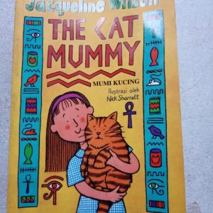 Cerita Novel - The Cat Mummy