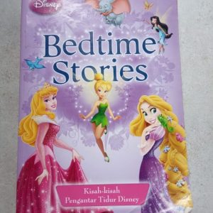 buku bekas dongeng anak bergambar - bedtime stories